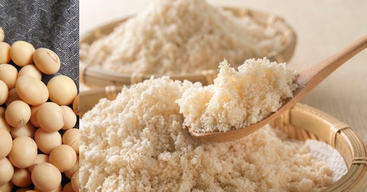 最少人認識的瘦身食品: 豆渣